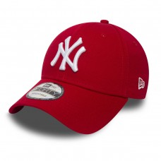 NEW YORK YANKEES SCARLET/OPTIC WHITE VERMELHO