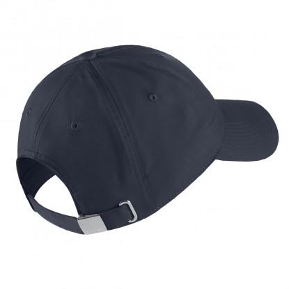 U NSW H86 CAP NK METAL SWOOSH AZUL