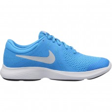 NIKE REVOLUTION 4 (GS) AZUL