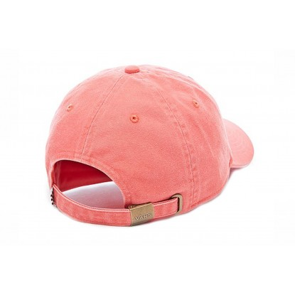 WM COURT SIDE HAT - SPICED CORAL ROSA
