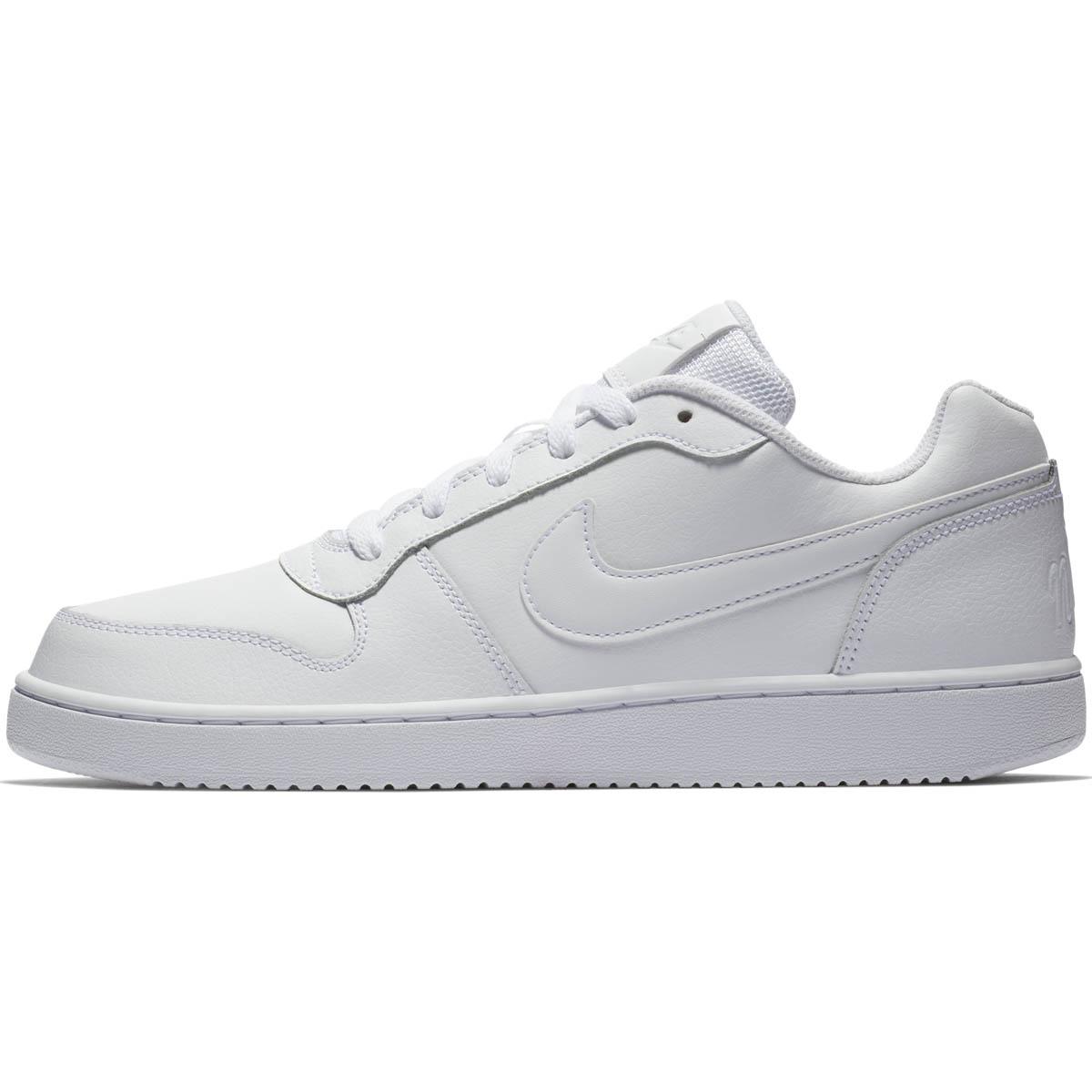 Nike NIKE EBERNON LOW BRANCO - AQ1775-100 - Blitstorm 3906db0bc1a57