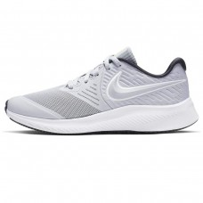 NIKE STAR RUNNER 2 (GS) CINZENTO