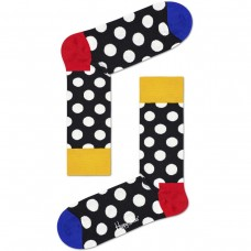 Big Dot Sock PRETO