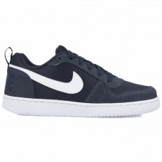 NIKE COURT BOROUGH LOW PE (GS) AZUL
