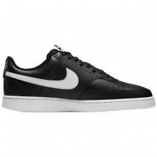 Nike Court Vision Low PRETO