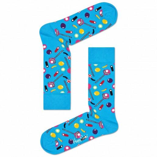 Candy Sock AZUL