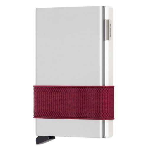 Cardslide White-Bordeaux BRANCO