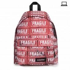 PADDED PAK´R Fragile VERMELHO