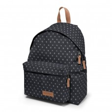 PADDED PAK´R  Check Bleach PRETO