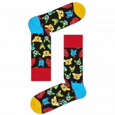 Funny Dog Sock VERMELHO
