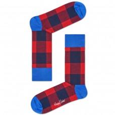 Lumberjack Sock VERMELHO