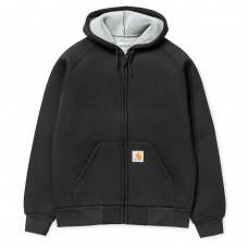 Car-Lux Hooded Jacket PRETO