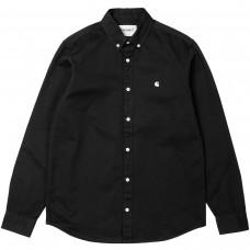 L/s Madison Shirt Preto