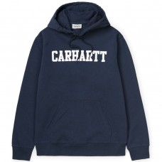 Hooded College Sweat AZUL