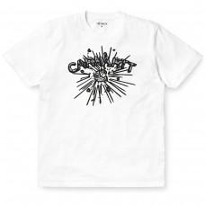 S/S Explode T-Shirt BRANCO