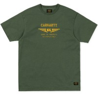 S/S CA Wings T-Shirt VERDE