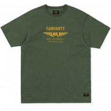 S/S CA Wings T-Shirt VERDE