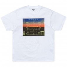 S/S HUD T-Shirt BRANCO