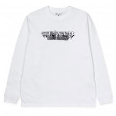 L/S Framework T-Shirt BRANCO