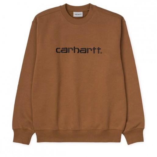 Carhartt Sweat CASTANHO