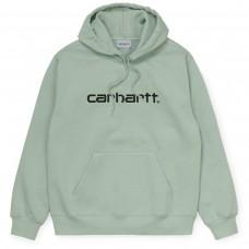 Hooded Carhartt Sweat VERDE