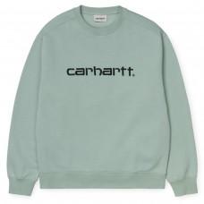 W´ Carhartt Sweat VERDE