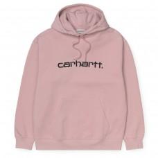 W´ Hooded Carhartt Sweat ROSA