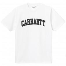S/S University T-Shirt BRANCO