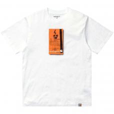 S/S Interception T-Shirt BRANCO