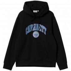 Hooded Berkeley Sweat Preto