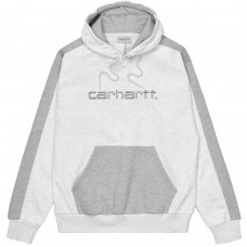 Hooded Tonare Sweat Cinzento