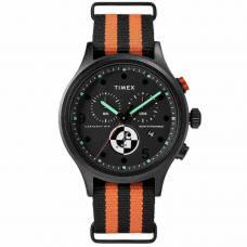 Carhartt Wip x Timex Range C Allied Chronograph Preto