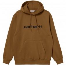 Hooded Carhartt Sweat Castanho