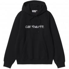 Hooded Carhartt Sweat Preto