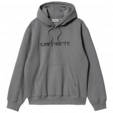 Hooded Carhartt Sweat Cinzento
