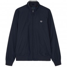 Fred Perry Brentham Jacket  - navy AZUL