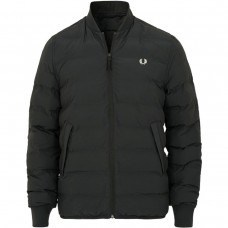Fred Perry J4521  - black PRETO