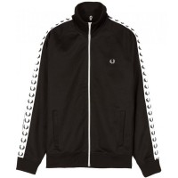 Taped Track Jacket PRETO