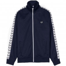 Taped Track Jacket AZUL
