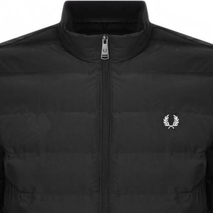 Insulated Jacket PRETO