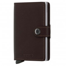 Miniwallet Original Dark Brown CASTANHO