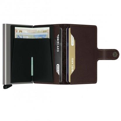 Miniwallet Original Dark Brown CASTANHO