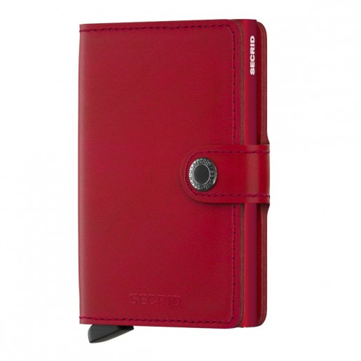 Miniwallet Original Red-Red VERMELHO