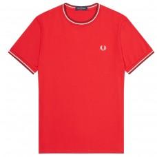 Twin TippedT-Shirt VERMELHO