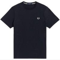 Crew Neck T-Shirt AZUL