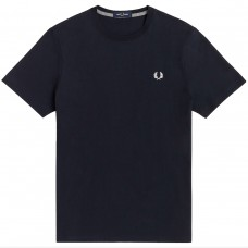 Crew Neck T-Shirt AZUL