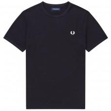 RingerT-Shirt AZUL