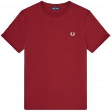 RingerT-Shirt VERMELHO