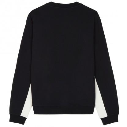 Fred Perry Piped Sweatshirt  - black PRETO