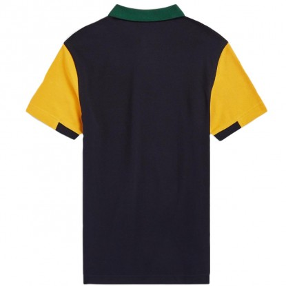 Polo Fred Perry Bold Cuff Insert VERDE